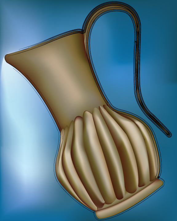 Copper-Pitcher